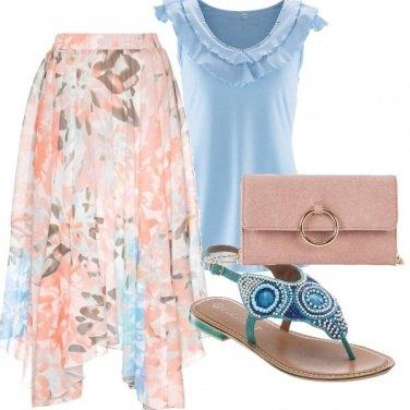 Outfit Brezza di mare