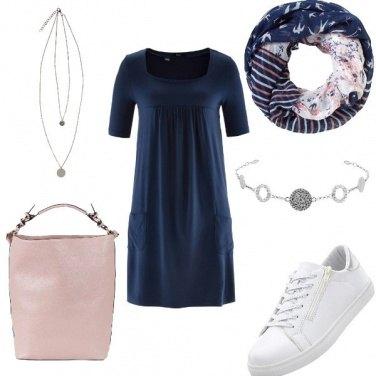 Outfit Bonprix in blu
