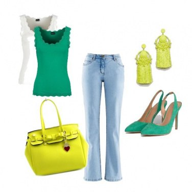 Outfit Basic #3026