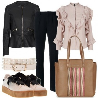 Outfit Romantico quotidiano