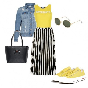 Outfit Urban #986