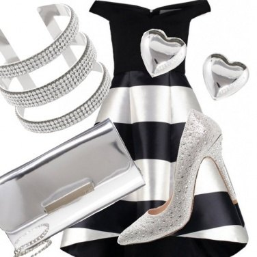 Outfit Cerimonia elegante