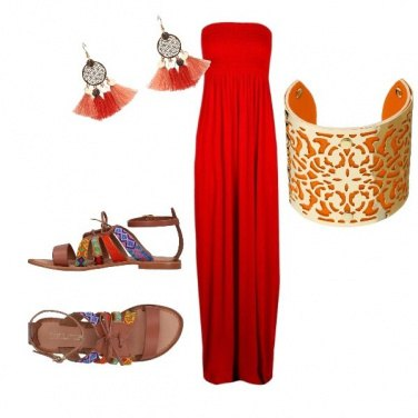 Outfit Etnico #418