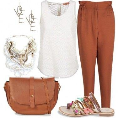 Outfit Al mercatino della domenica