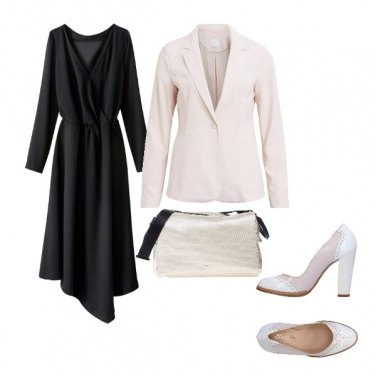Outfit Eleganza in lungo