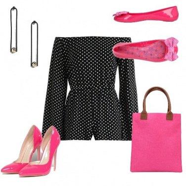 Outfit Una tuta, due stili
