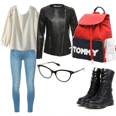 Outfit Rock #611