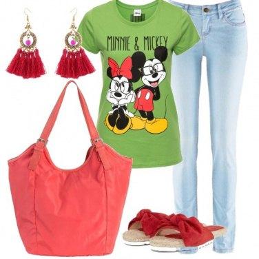 Outfit Ciabattine
