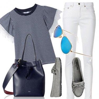 Outfit Gita in barca