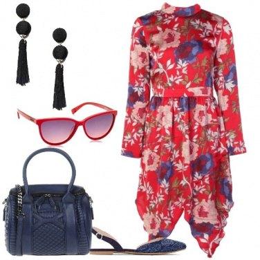 Outfit L\'abito floreale