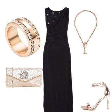 Outfit Oro......nero......