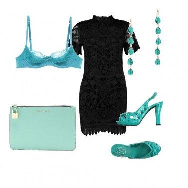 Outfit Il colore del mare