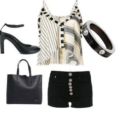 Outfit Easy black