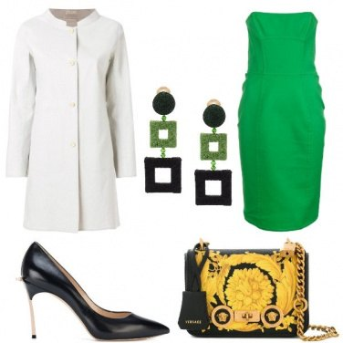 Outfit Il cappotto leggero