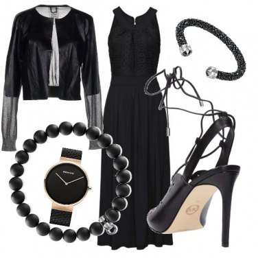 Outfit Rock #619