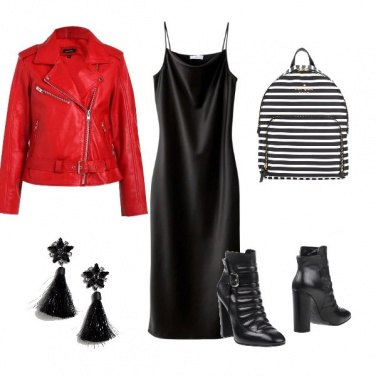 Outfit Rock #620