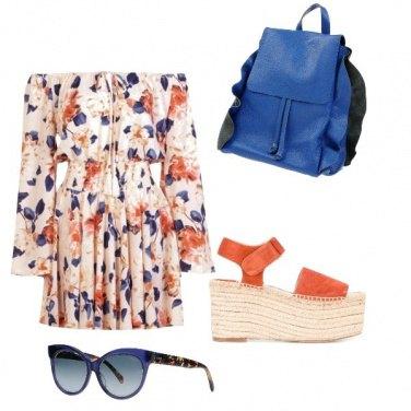 Outfit Questione di fiori