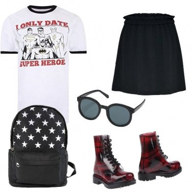 Outfit Rock #626