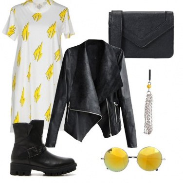 Outfit Rock #627