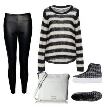 Outfit Rock #628