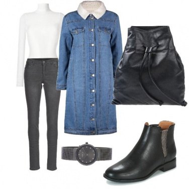 Outfit Trendy #4371