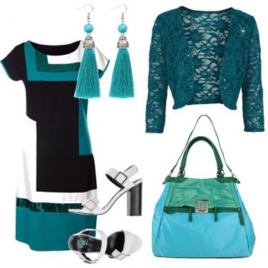 Outfit Serata a Portofino