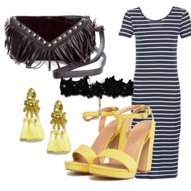 Outfit Stile giovane