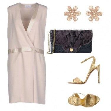 Outfit Cerimonia delicata