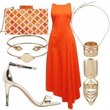Outfit Eleganza d\'estate