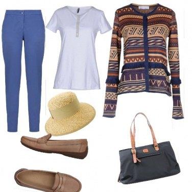 Outfit Gita di Primavera, visitiamo Firenze