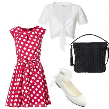 Outfit Pois on the road