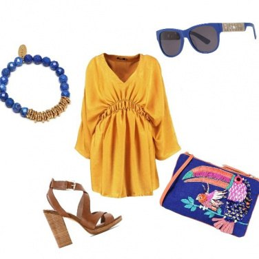 Outfit Etnico #433