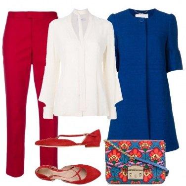 Outfit Voglia di colore