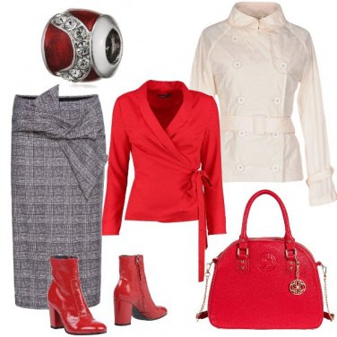 Outfit Shopping in centro