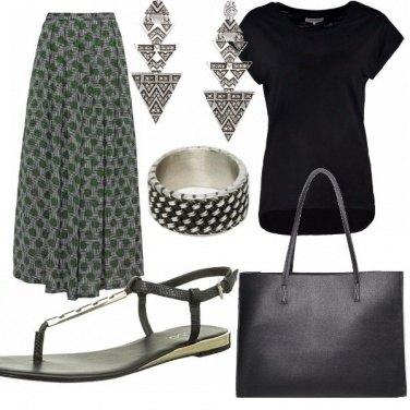 Outfit Freschezza ed eleganza