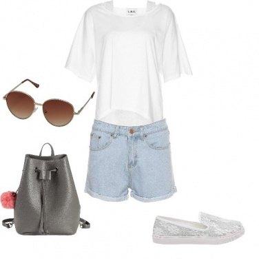Outfit Soft al sole
