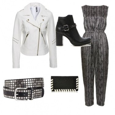 Outfit Rock #637