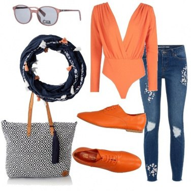 Outfit Basic #3112