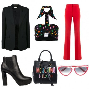Outfit Rock #638