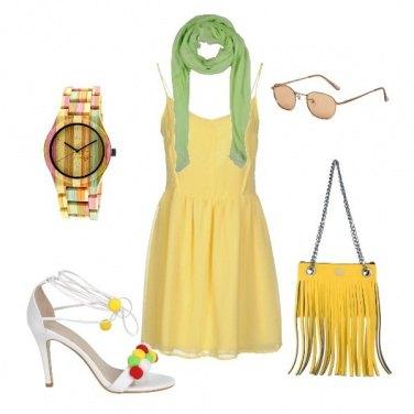 Outfit Come il sole