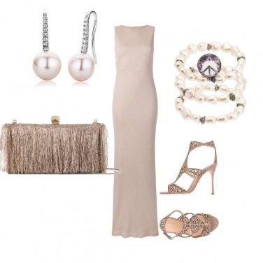 Outfit Lilla perlato