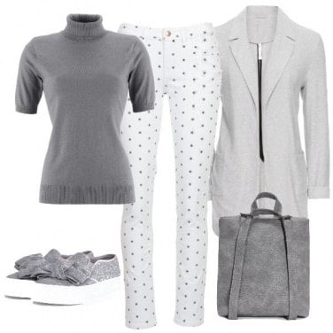 Outfit Grigio