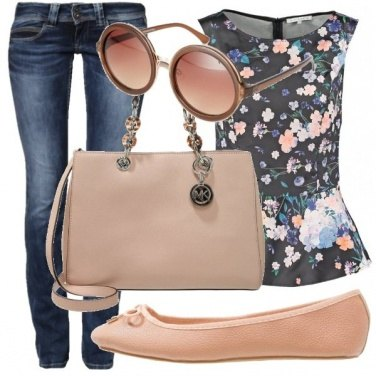 Outfit Ballerine nude must have