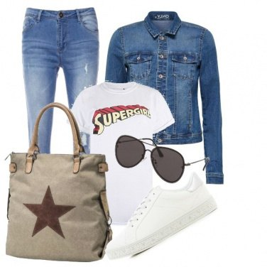 Outfit Supergril