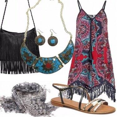 Outfit Etnico per l\'estate