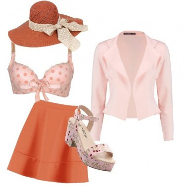 Outfit Campagna chic