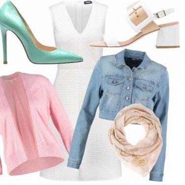 Outfit Un abito, due idee