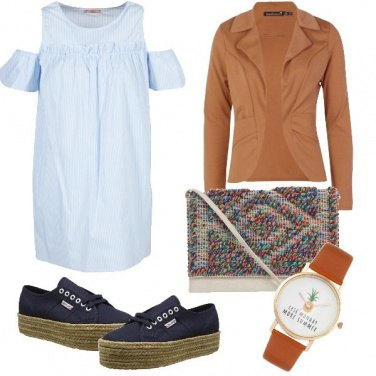 Outfit EasyChic ed economico