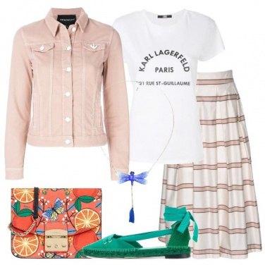 Outfit Evoluzioni di stile