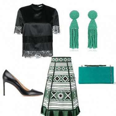 Outfit Gipsy chic